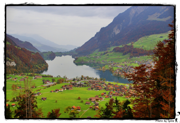 알프스의 삶 고단함에서 낙원으로..스위스 뮈렌(Murren)
