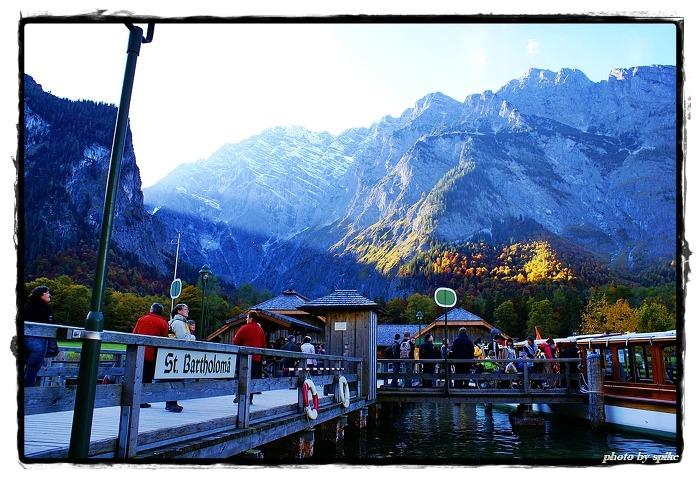 독일 베르히테스가덴(Berchtesgaden) 08년 10월8일