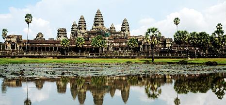 베트남자유여행] 세계문화유산 베트남 하롱베이와 캄보디아 앙코르왓 ...