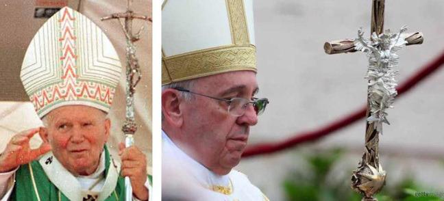 예언의 실현-짐승의 십자가