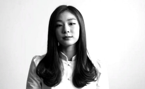 Yuna Kim sings for the Unicef Imagine Project