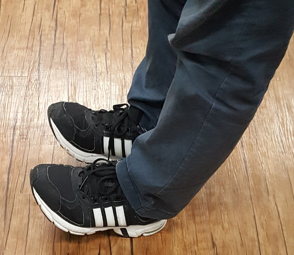 walking balance 연습