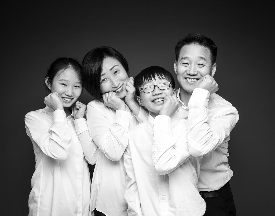 강남가족사진