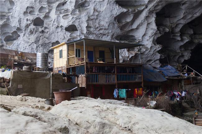 중국의 신비한 6개 마을