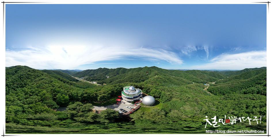칠갑산천문대 360 VR 파노라마(MAVIC2PRO.충청남도.청양군.칠갑산)