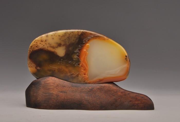 옥원석 조각품#1 精美的玉石雕刻作品,