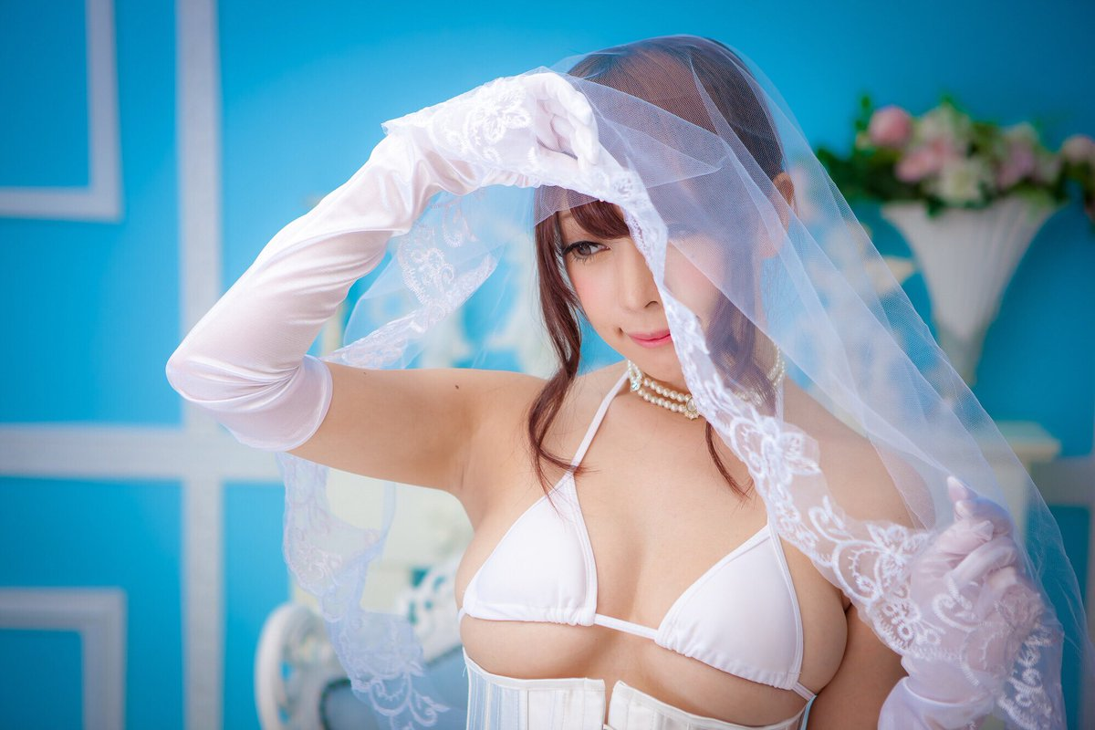hot Japanese cosplay girl